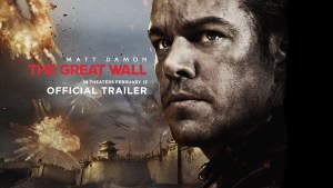 The Great Wall Movie - Poster