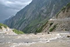 Mountain Roads - enroute Badrinath
