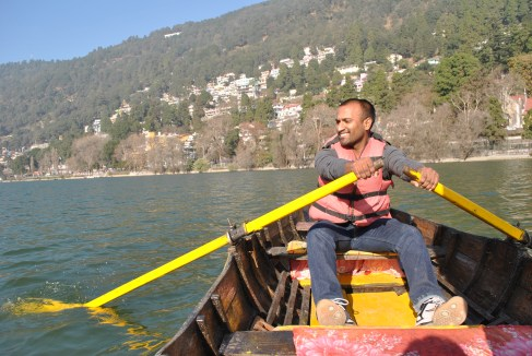 From steering wheel to rows, from city traffic to open lake