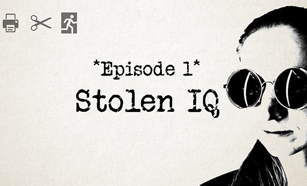 ClueQuest: Stolen IQ