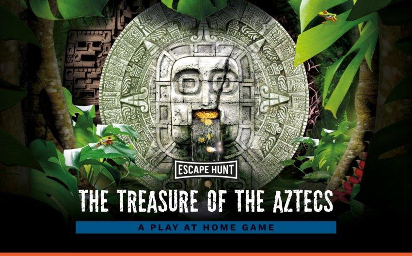 Escape Hunt: Treasure of the Aztecs