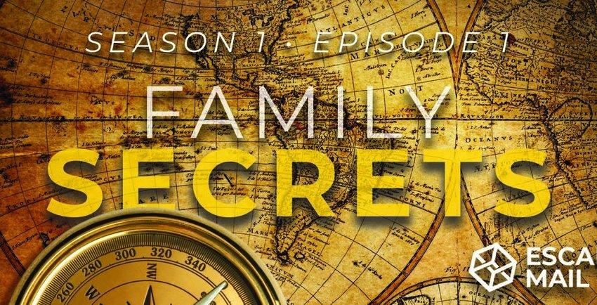 Mobile Escape: Family Secrets