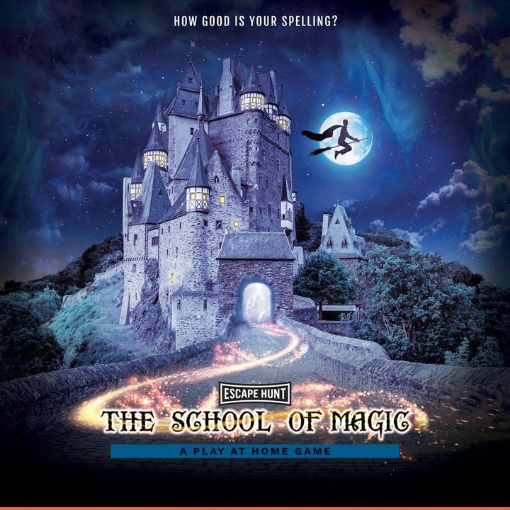 Escape Hunt: School of Magic