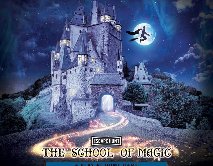 Escape Hunt: School of Magic