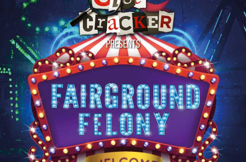 Clue Cracker: Fairground Felony
