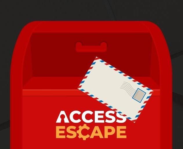 Access Escape: Escape the Mailbox: The Diamond Detective