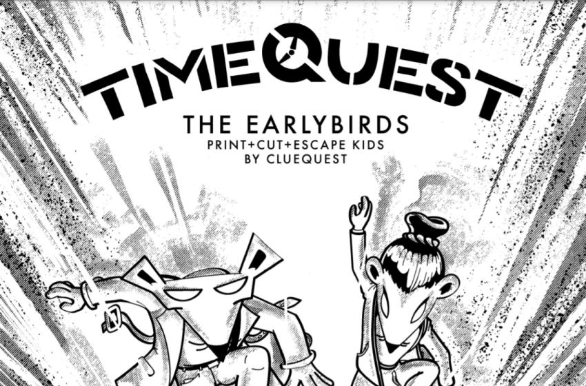 ClueQuest: TimeQuest Kids