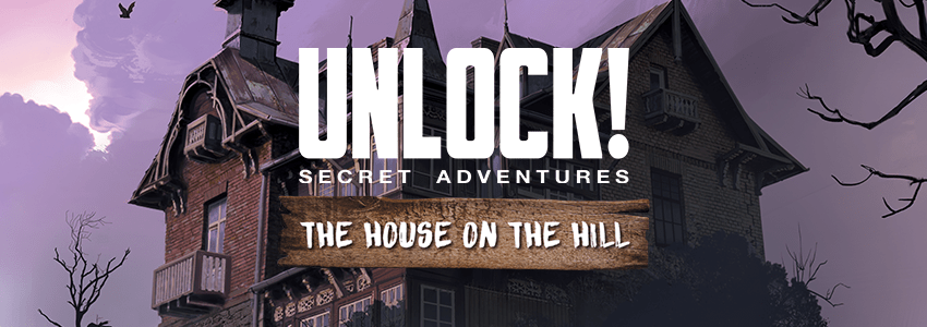 Unlock!: The House on the Hill