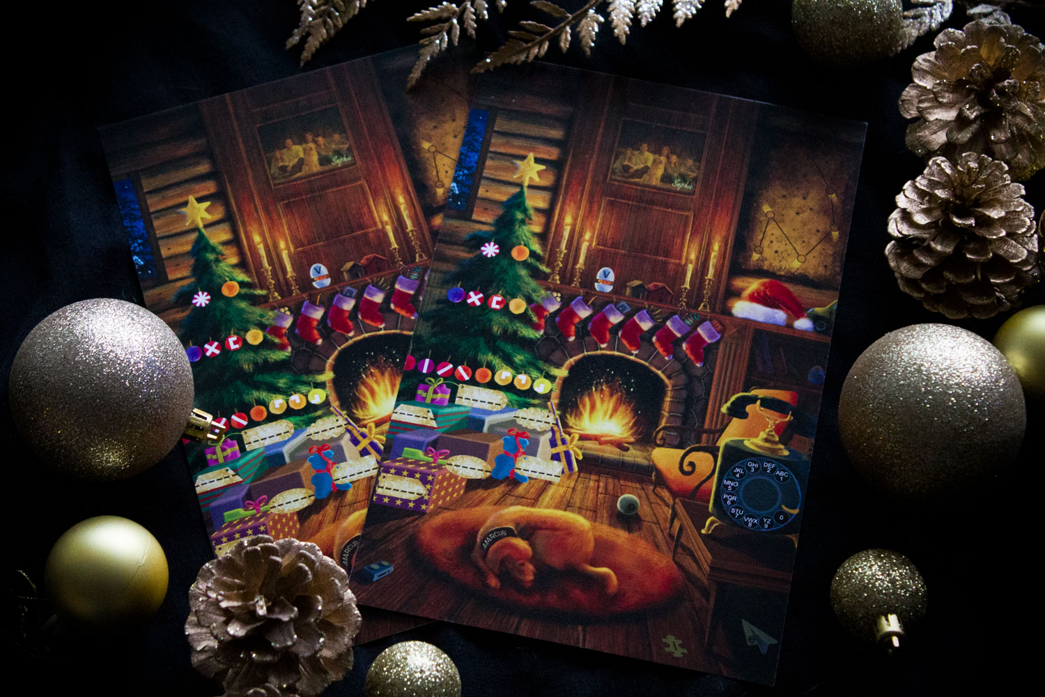 Clue Cards: The Forgetful Elf | Review