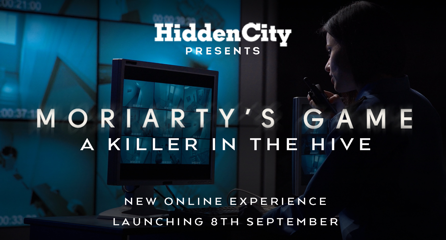HiddenCity: Moriarty's Game – A Killer in the Hive