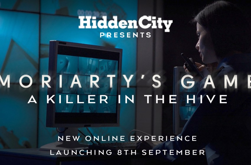 HiddenCity: Moriarty's Game – A Killer in the Hive | Review