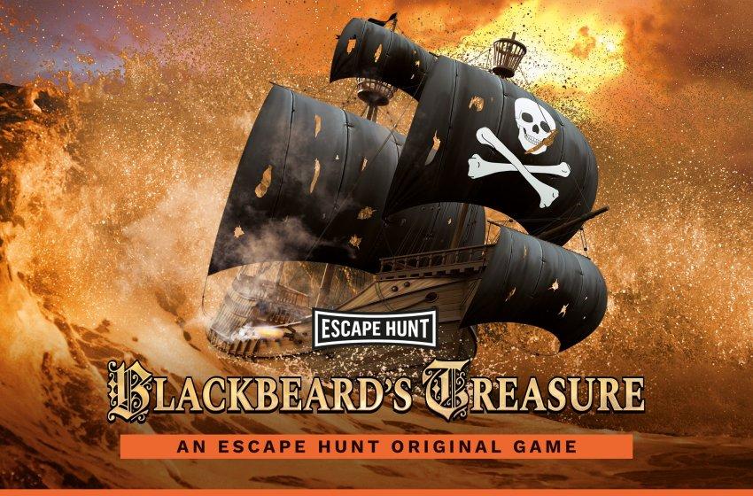 Escape Hunt: Blackbeard's Treasure