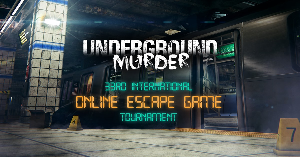 Virtual Escaping: Underground Murder