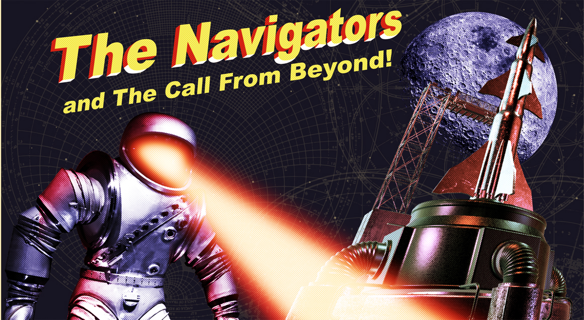 Hourglass Escapes: The Navigators and the Call From Beyond