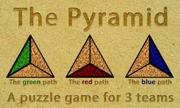 Lee Ballan: The Pyramid