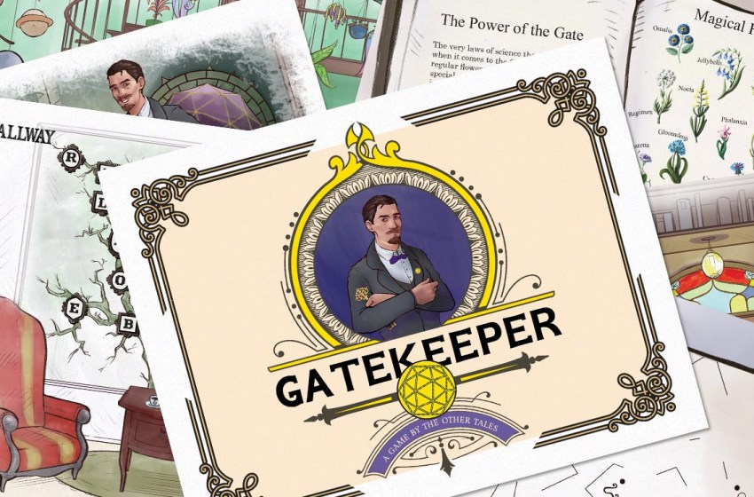 The Other Tales Printable Escapes: Gatekeeper | Review