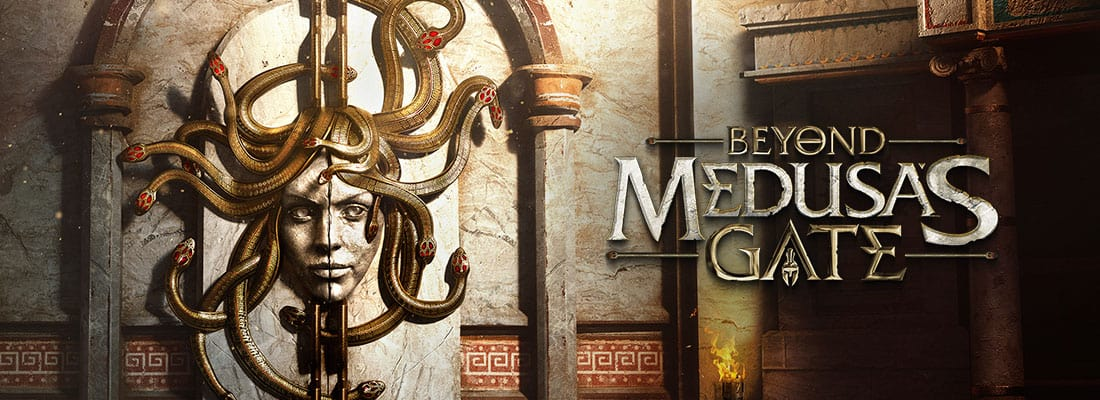 clueQuest: Beyond Medusa's Gate