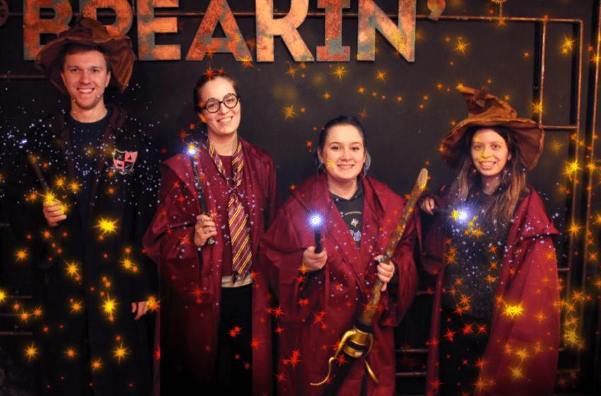 Breakin': Wizarding School Fang of the Serpent | Review