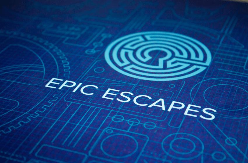 Epic Escapes: Escape Room In a Box (Crime) | Review