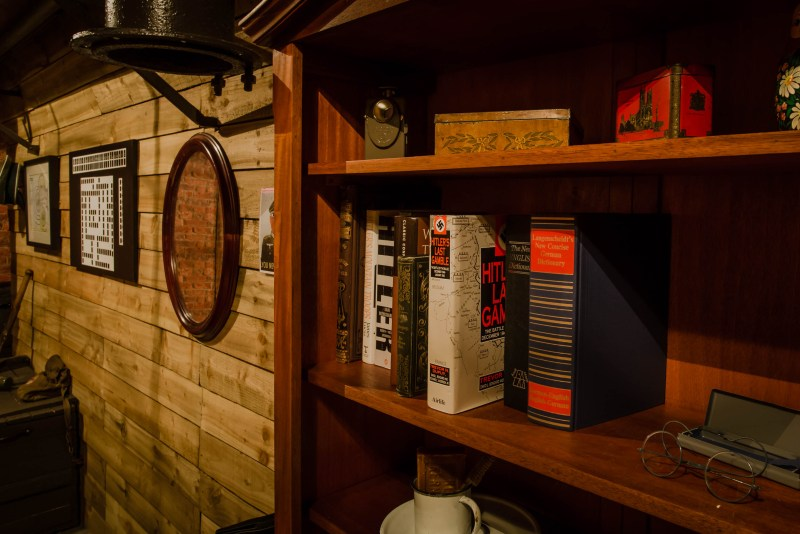 Jersey War Rooms Escape Room Review