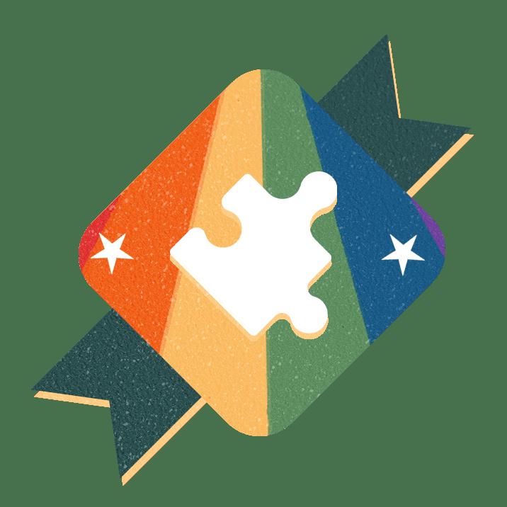 The Escape Roomer Badge Puzzle Award