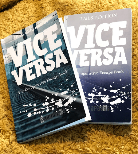 Escapages: Vice Versa | Review