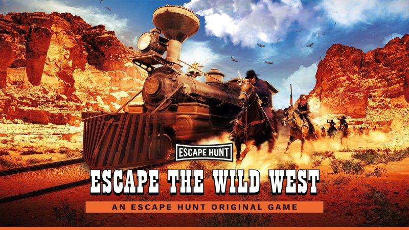 Escape Hunt Escape the Wild West Review