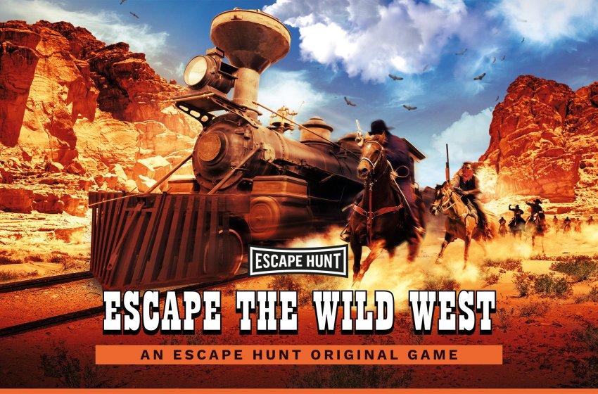 Escape Hunt: Escape the Wild West | Review