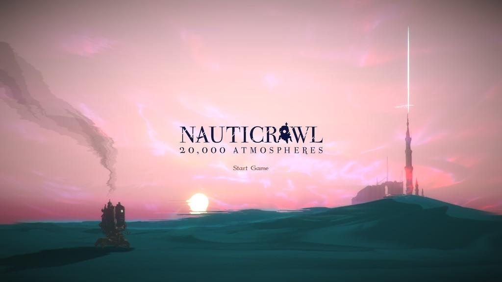 Nauticrawl: 20,000 Atmospheres makes it's debut on iOS Today