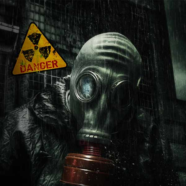 Terror in Chernobyl - δωμάτια απόδρασης στην Αθήνα