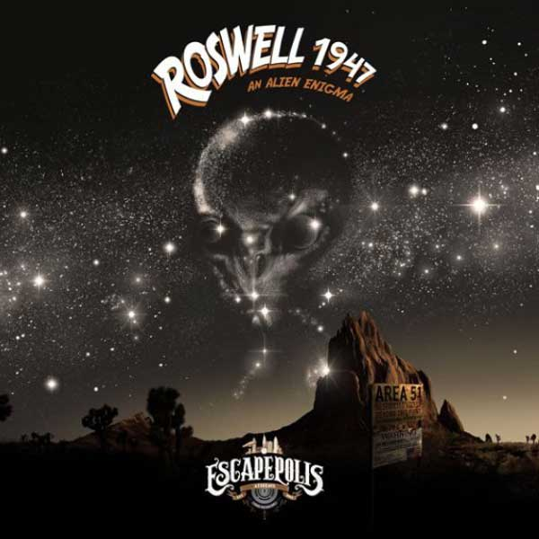 EscapePolis - Roswell 1947