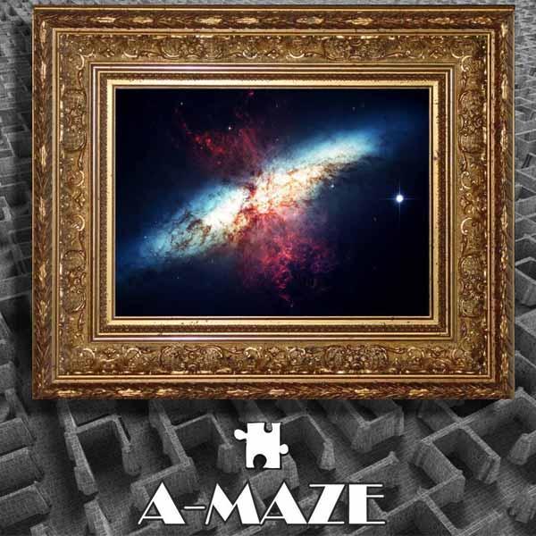 Trapped - A-maze - The Escapers