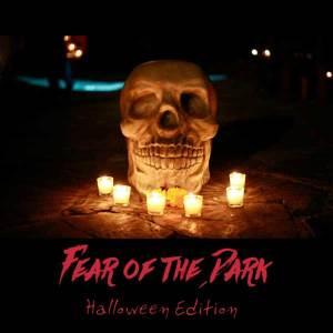 Fear of the dark Halloween