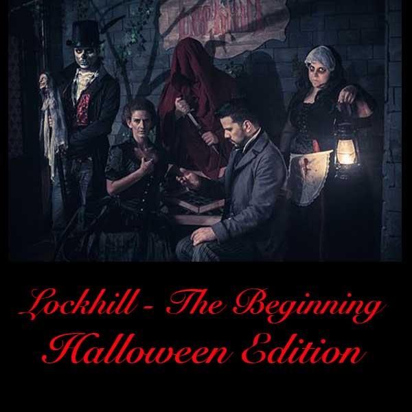 Lockhill - The Beginning - Halloween Edition