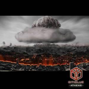 Athens Clue- World War III