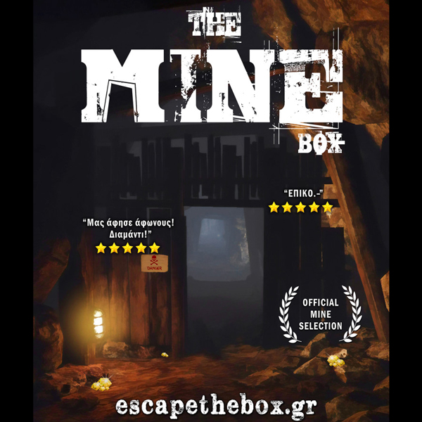 The Mine Box - Escape the box