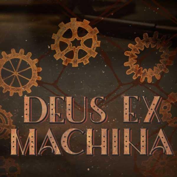 LockBusters - Deus ex Machina