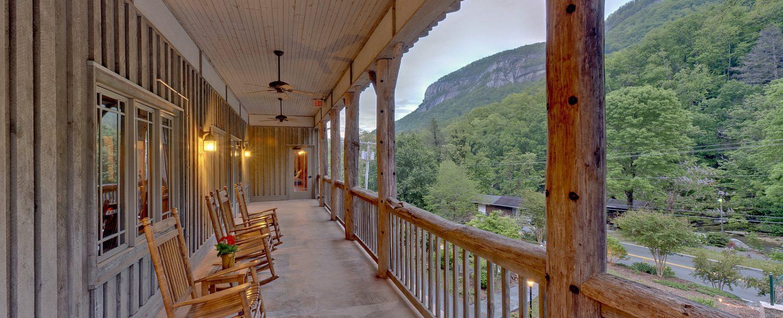 A Unique Rustic Chimney Rock Inn The Esmeralda Inn