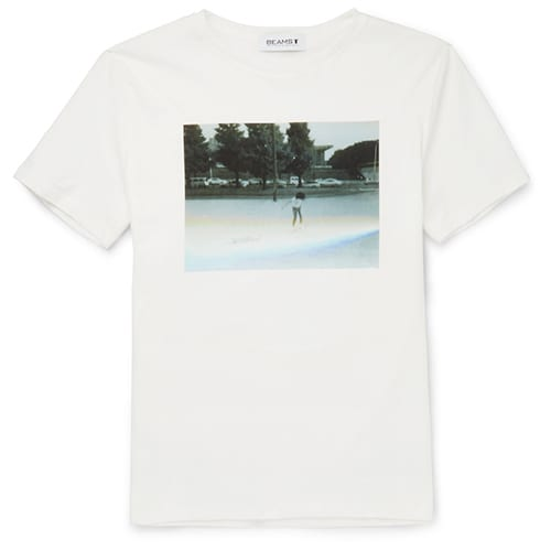PHOTO TEE: BEAMS T, $80