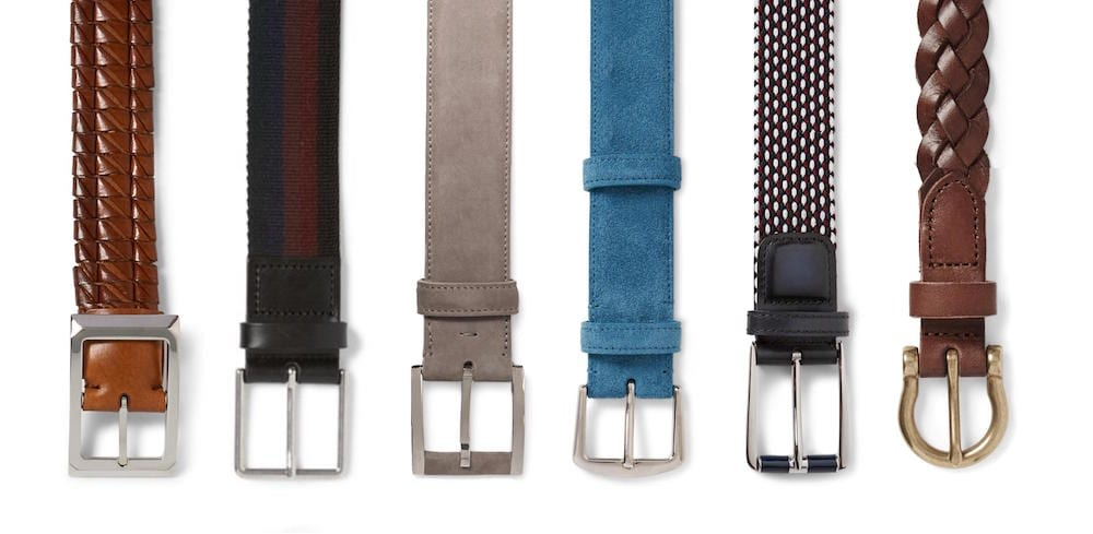 BELTS VIA MR.PORTER