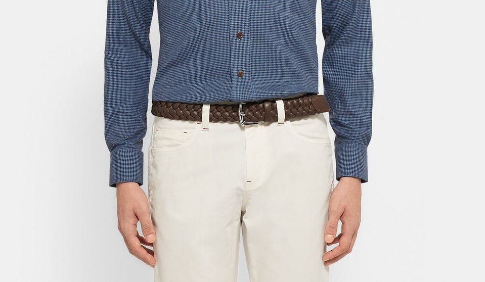 2 New Rules for Wearing Belts (and 1 Old School Rule You ...