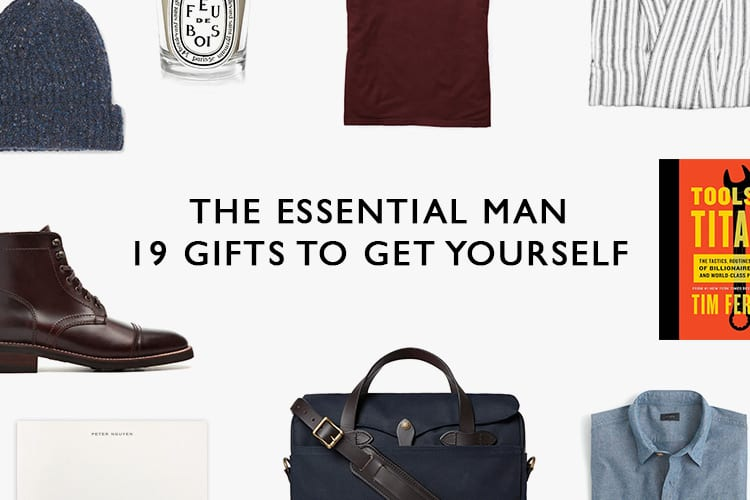 19 gifts you should get yourself