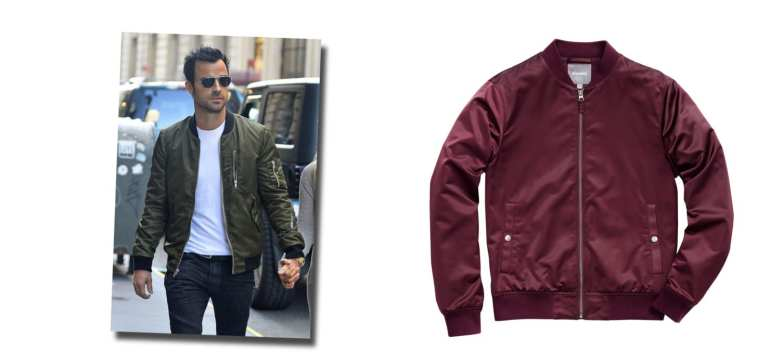 Best Fall Jacket Men The Bomber Jacket