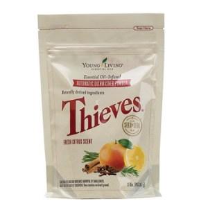 Young Living Thieves Automatic Dishwashing Powder