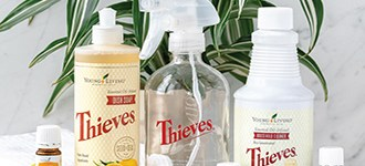5 Creative Ways to Use Thieves® Household Cleaner