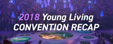 2018 Young Living Convention Recap