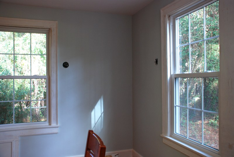 Dining Rm painted