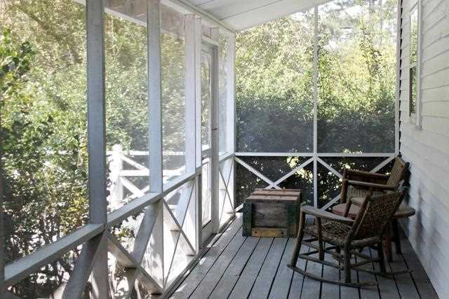 brinkley screen porch