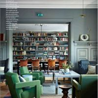 Dining Room or Library?