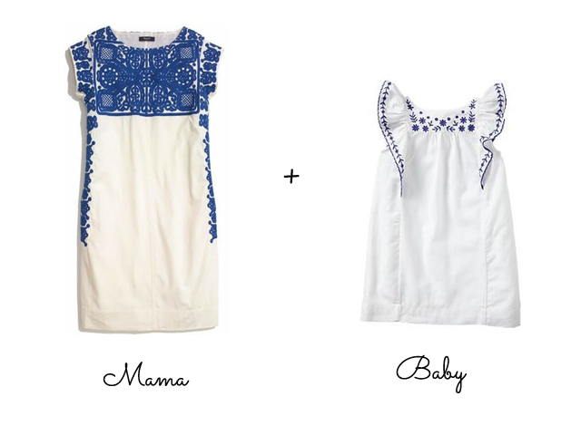 Mama & Baby dress